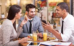 Business-Frühstück im Hotel-Saline in Büdingen