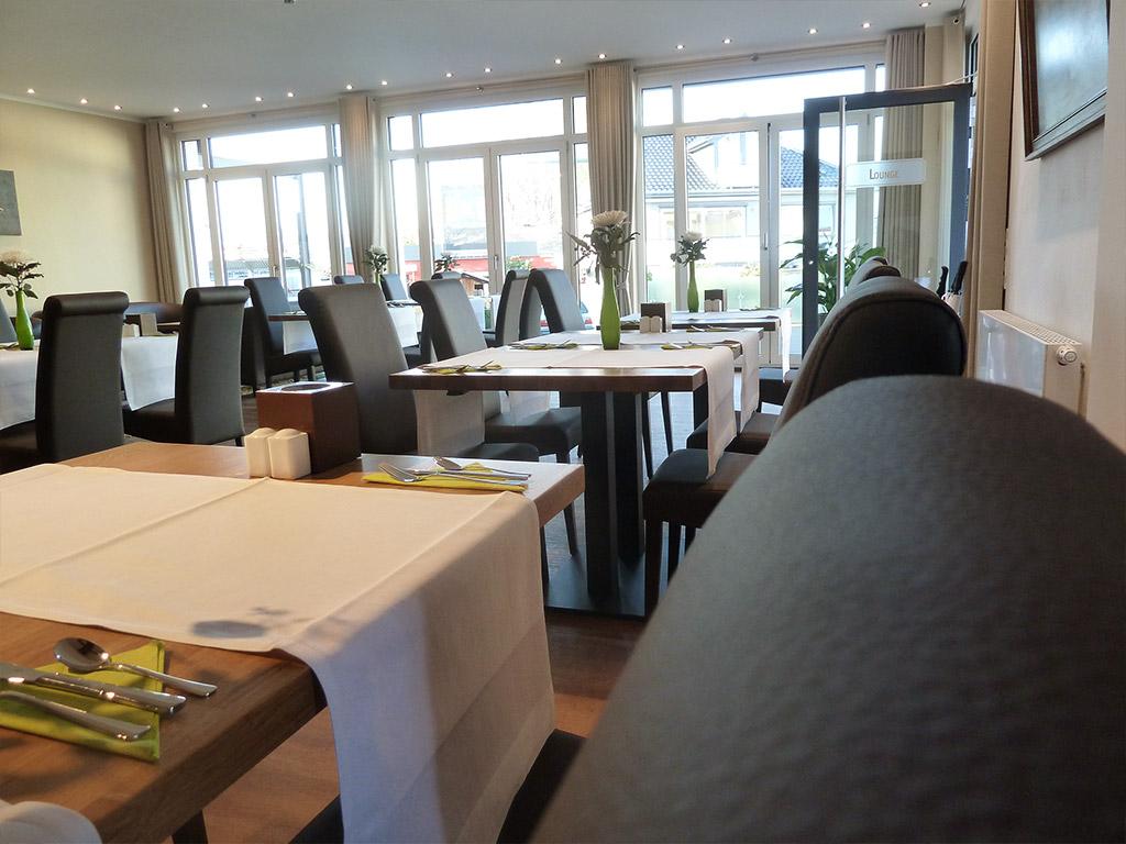 Raum für Meetings im Hotel Saline in Büdingen