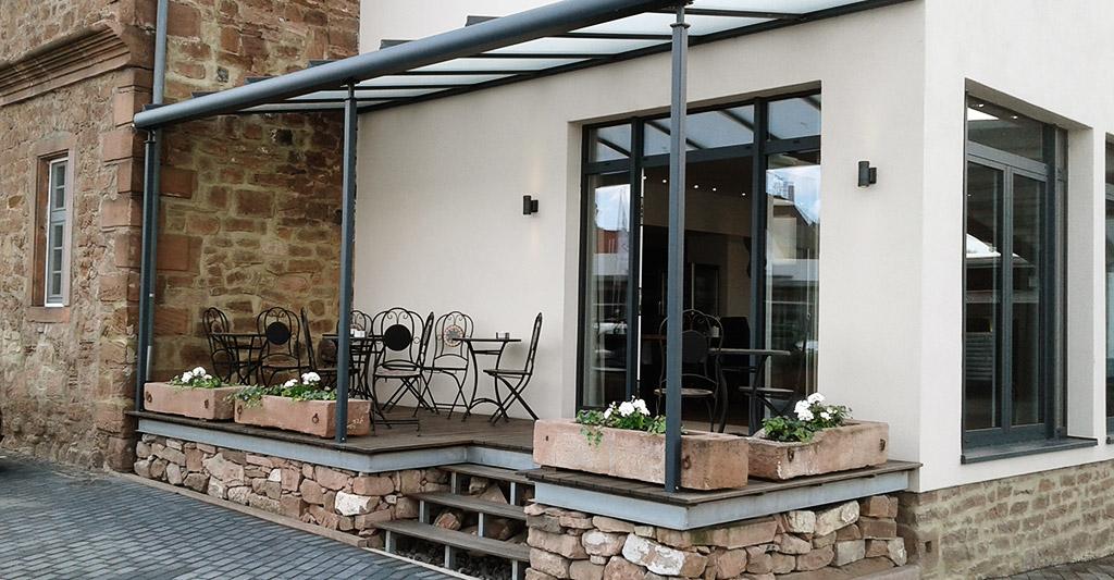 Hotel-Saline Terrasse