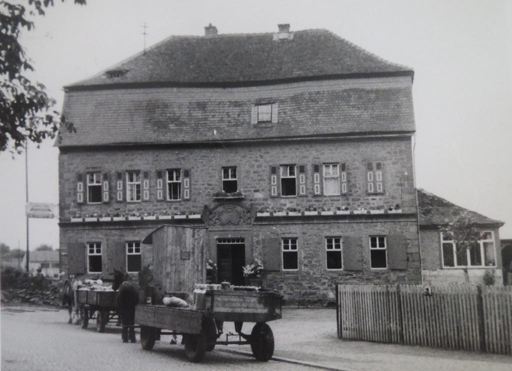 Hotel Früher